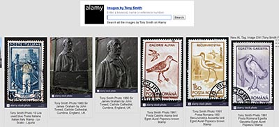 search by viewing stock of Tony Smith images on Alamy